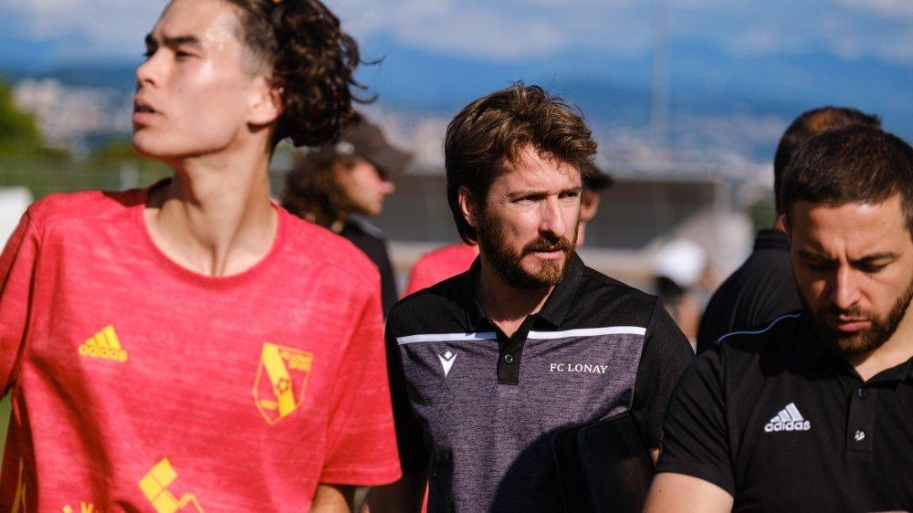 Avec dix points, le Lonay de Jordi Peracaula n'est qu'à trois unités du leader glandois.