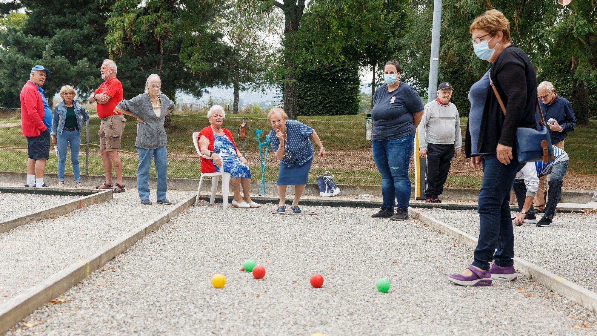 Le tournoi a eu lieu vendredi matin au centre sportif d'En Bord, à Gland.