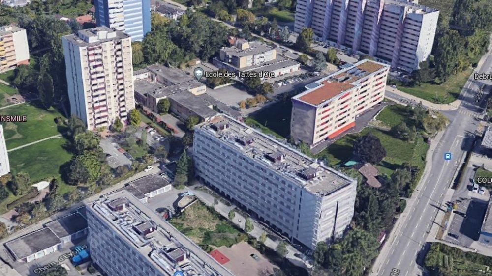 L'agression avait eu lieu dans la cour de l'école des Tattes d'Oie, après une première bagarre qui s'était déroulée au pied d'un immeuble voisin.