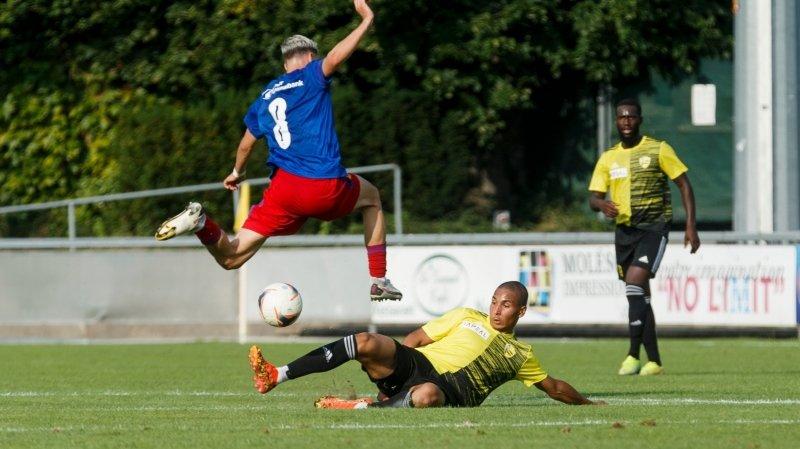 «Fast foot»: le Stade Nyonnais boit la tasse, Lonay le Champagne