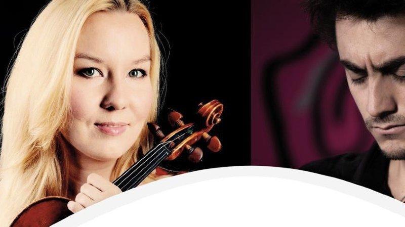 Concert d'automne: A.Orlik & C.Macherel