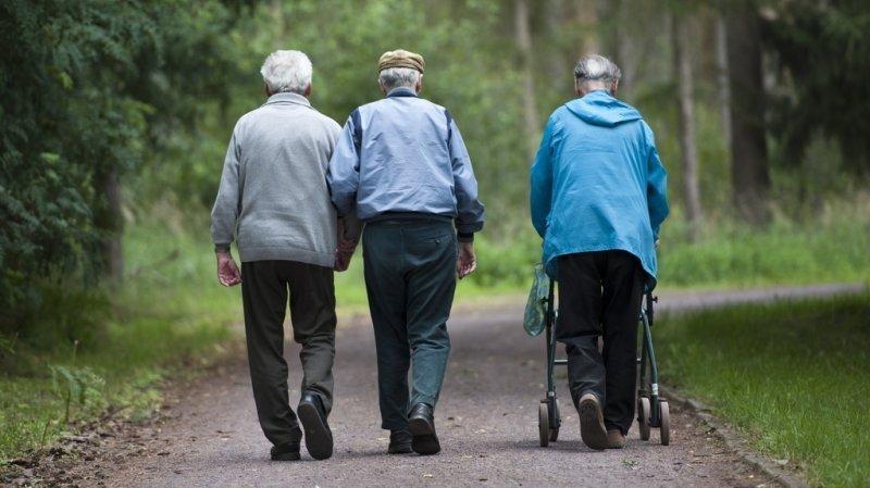La retraite à 66 ans devrait être atteinte en 2032. (illustration)