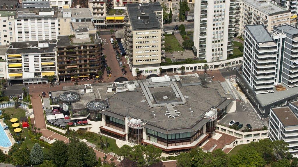 Le casino de Montreux a dû être évacué durant 2 heures