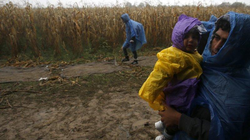 Environnement: le climat pourrait pousser 216 millions de personnes à migrer