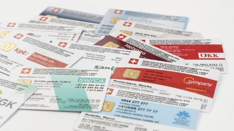 Assurance maladie: la prime moyenne suisse diminuera de 0,2% en 2022, du jamais vu depuis 2008