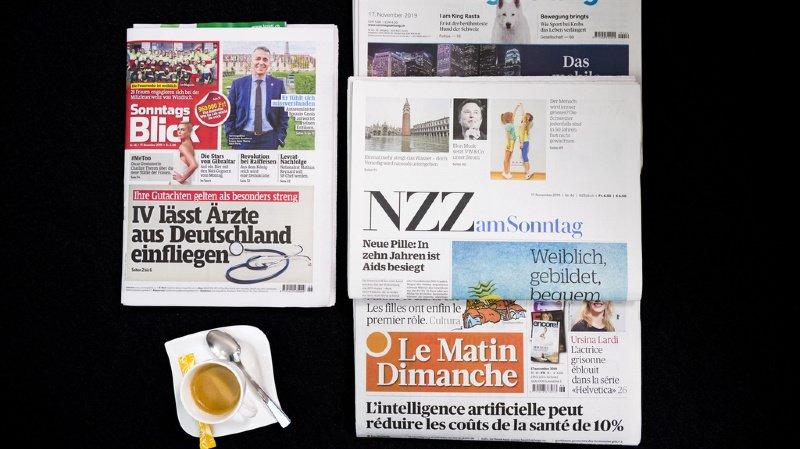 Revue de presse: coronavirus, Suisse-UE et Patrouille des Glaciers… les titres de ce dimanche