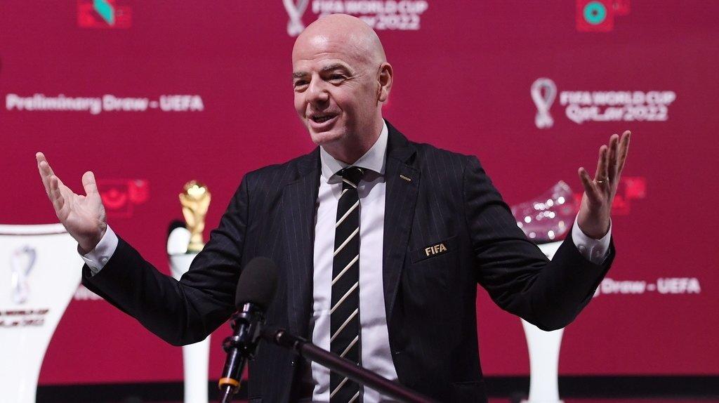 Football: 201 millions de dollars de dédommagement pour la fondation Fifa