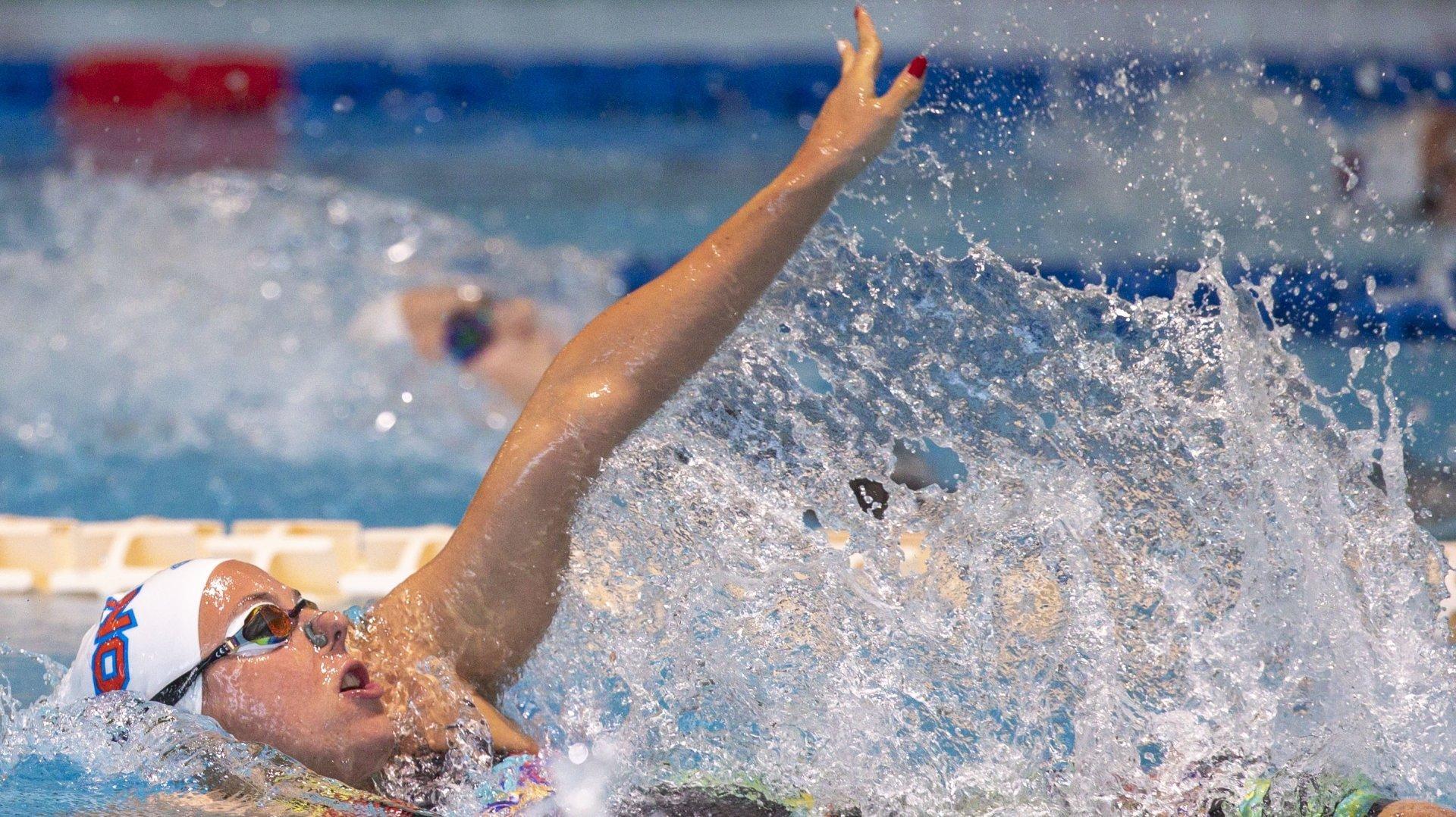 Fanny Borer quitte le Cercle des nageurs de Nyon