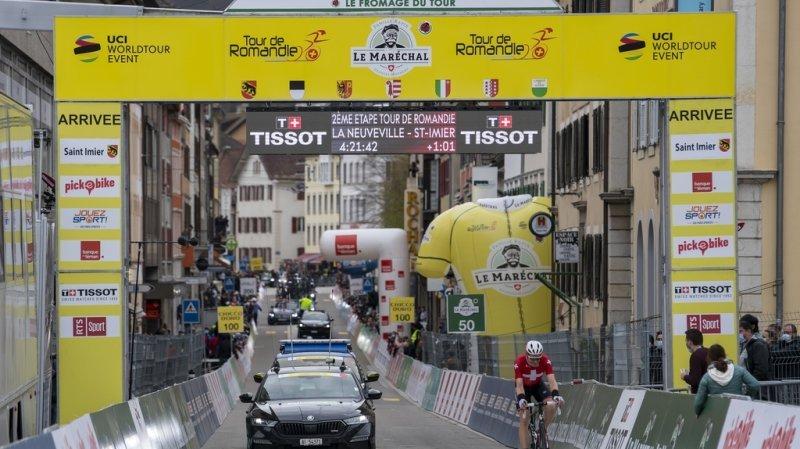 Cyclisme: un Tour de Romandie féminin en 2022
