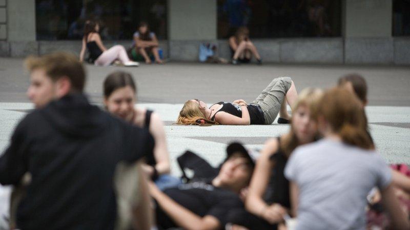 Santé: un tiers des enfants et adolescents suisses sont très stressés