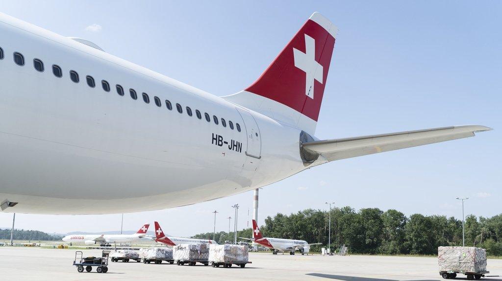 Coronavirus: pourquoi Swiss s'intéresse à des vols 100% vaccinés