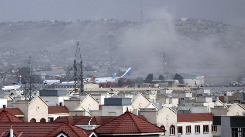 Afghanistan: au moins 13 morts dans les explosions près de l'aéroport de Kaboul