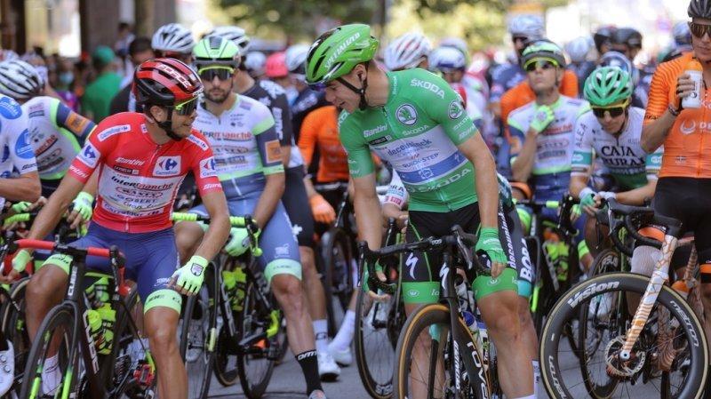 Cyclisme – Vuelta: troisième victoire d'étape au sprint pour Jakobsen