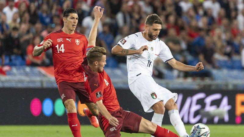 Football – Qualifications Coupe du monde 2022: la Suisse accroche l'Italie