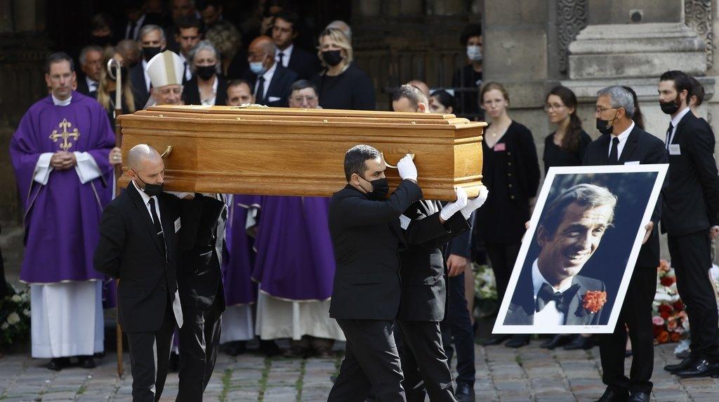 Décès de Belmondo: après l'hommage national à «Bébel», obsèques dans l'intimité