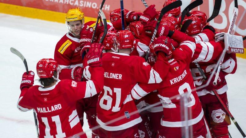 Hockey – National League: Lausanne remporte le derby contre Genève