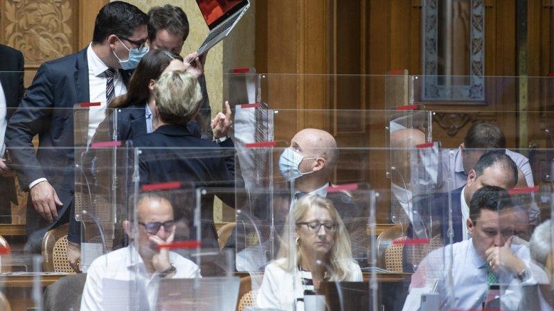 Budget 2021: feu vert du Parlement aux crédits supplémentaires