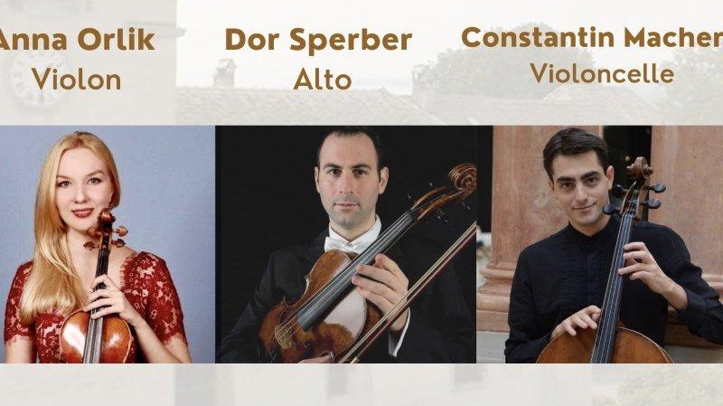 Concert journée internationale de la musique
