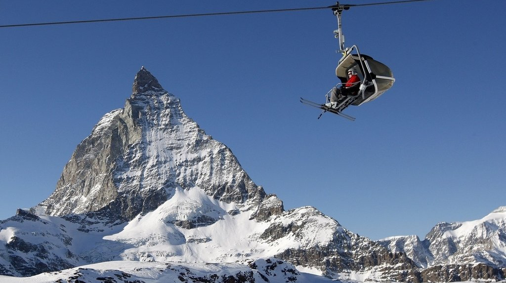 Ski alpin – Coupe du monde: les feux sont au vert pour une descente au Cervin