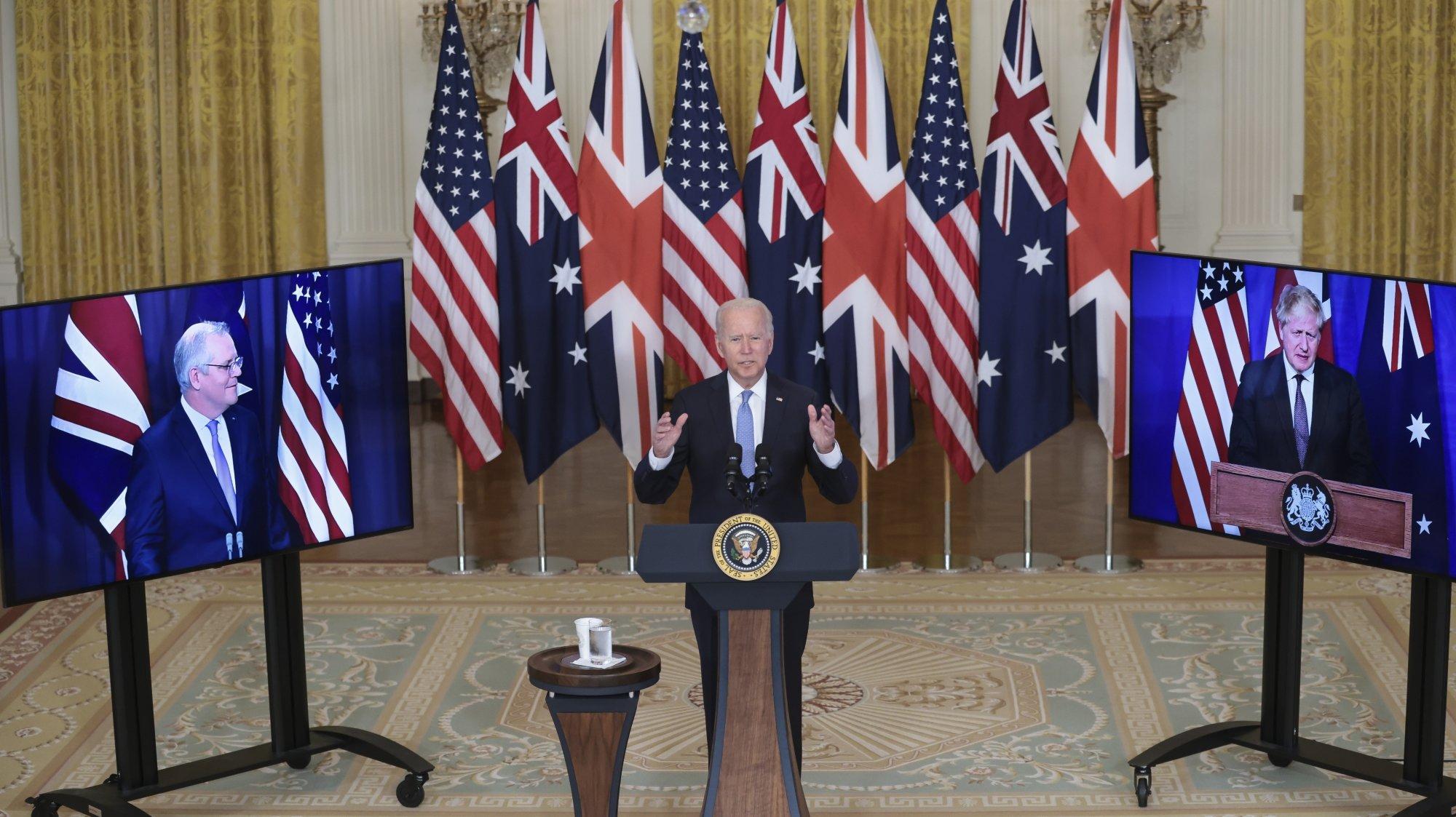 Les nouveaux alliés de Joe Biden