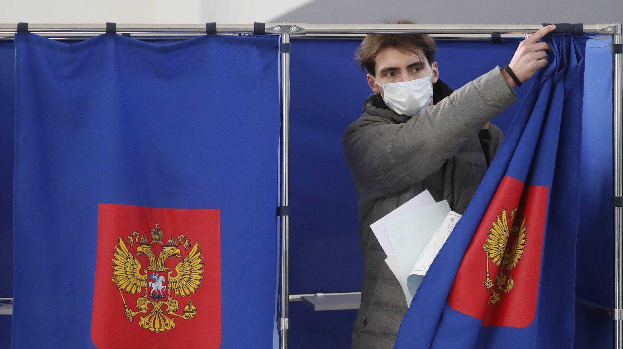 Russie: la victoire annoncée du parti de Poutine