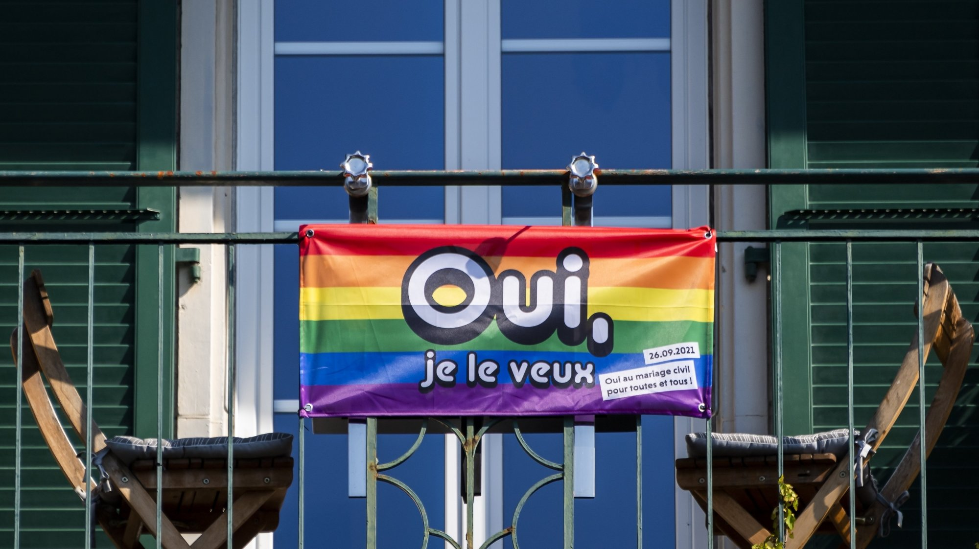 Mariage pour tous: la Suisse rattrape son retard