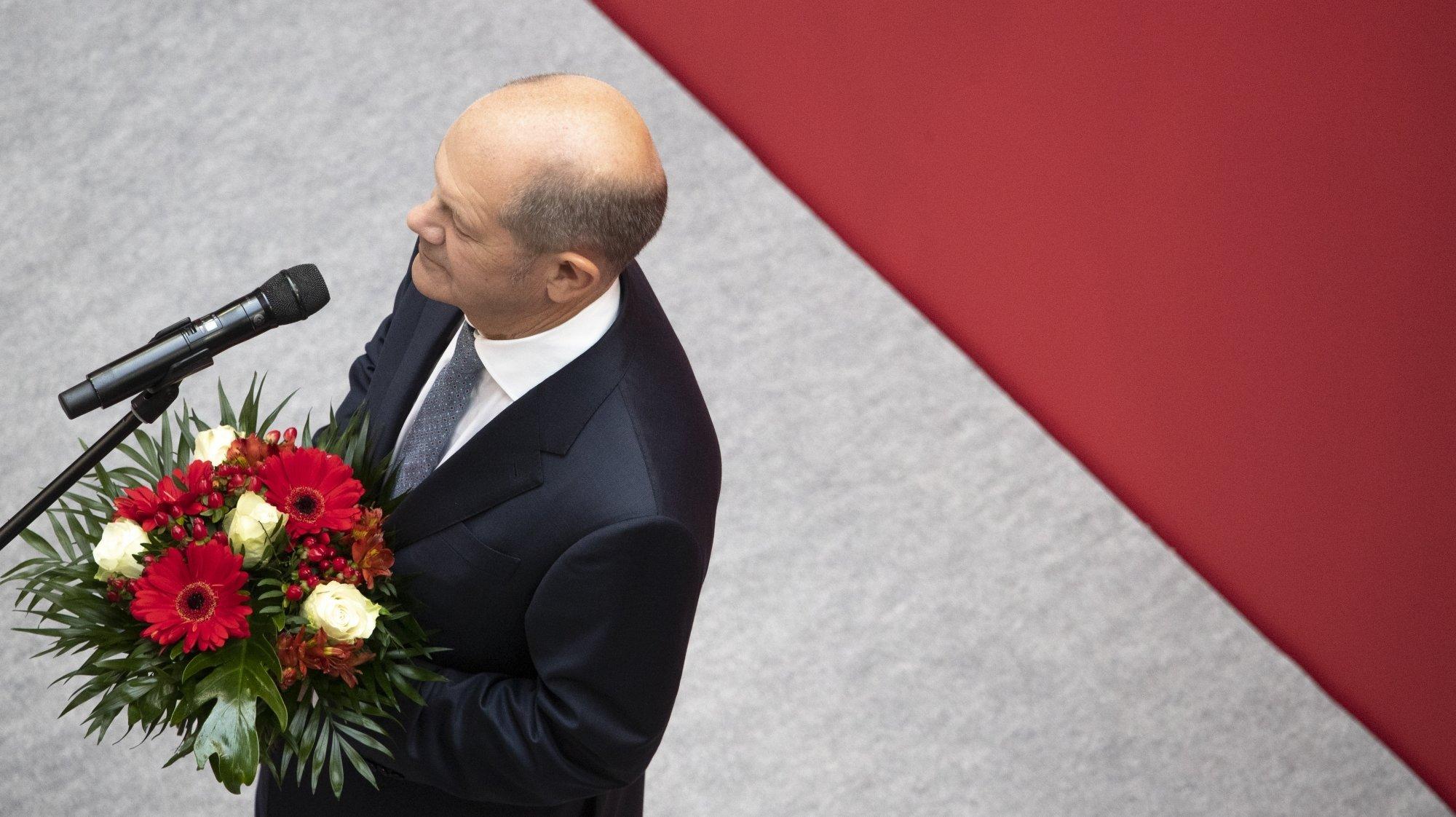 Elections en Allemagne: période d'incertitude sur la future coalition
