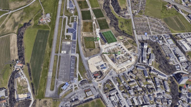 Lausanne: l'aéroport de la Blécherette à nouveau sous le feu des critiques