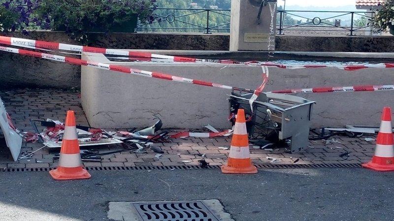 Saint-George: un bancomat attaqué à l'explosif