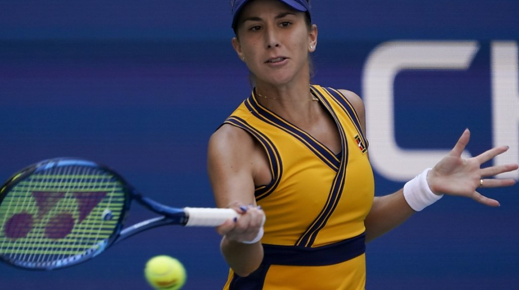 Tennis – Chicago: Belinda Bencic se blesse au genou droit en 1/4 de finale