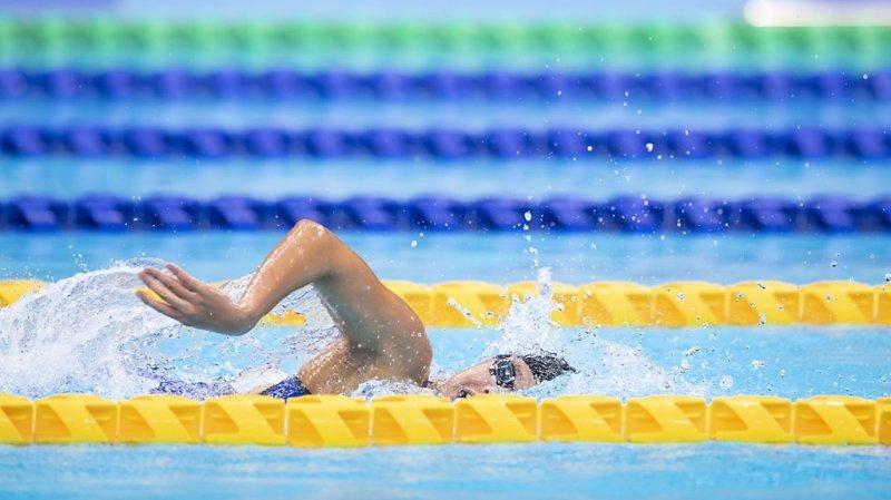 Jeux paralympiques: Nora Meister décroche le bronze sur 400 m libre