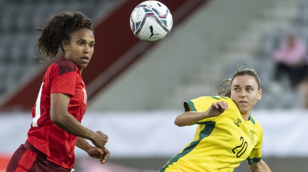 La Suissesse Coumba Sow a inscrit le 2-0.