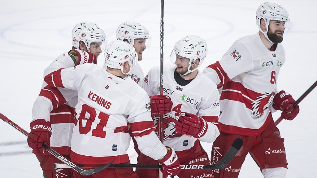 Hockey – National League: Lausanne se relance, Genève coule, Bienne leader devant Fribourg