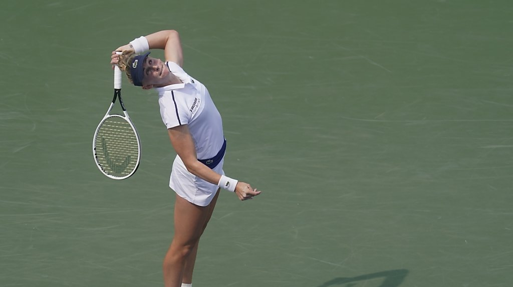 Tennis: Jil Teichmann en finale à Cincinnati