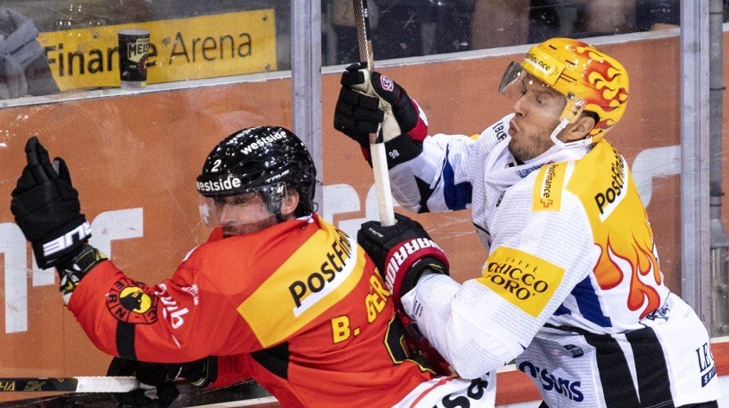 Hockey: Fribourg domine Berne, Bienne bat Ajoie, Genève s'incline