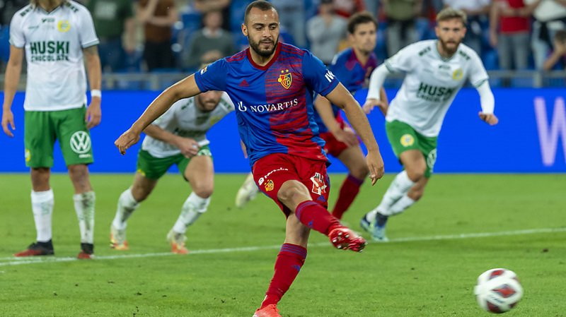 Football - Conference League: Cabral héros du FC Bâle