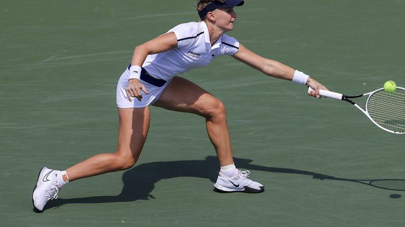 Tennis – US Open: Jil Teichmann échoue au 2e tour