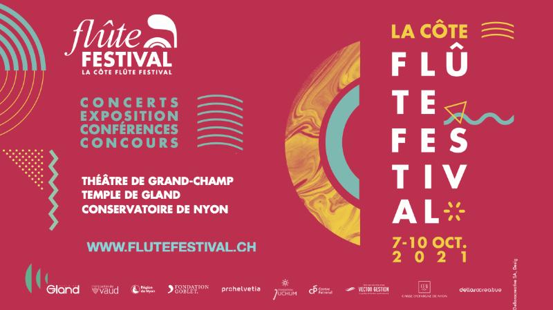 La Côte Flûte Festival 2021