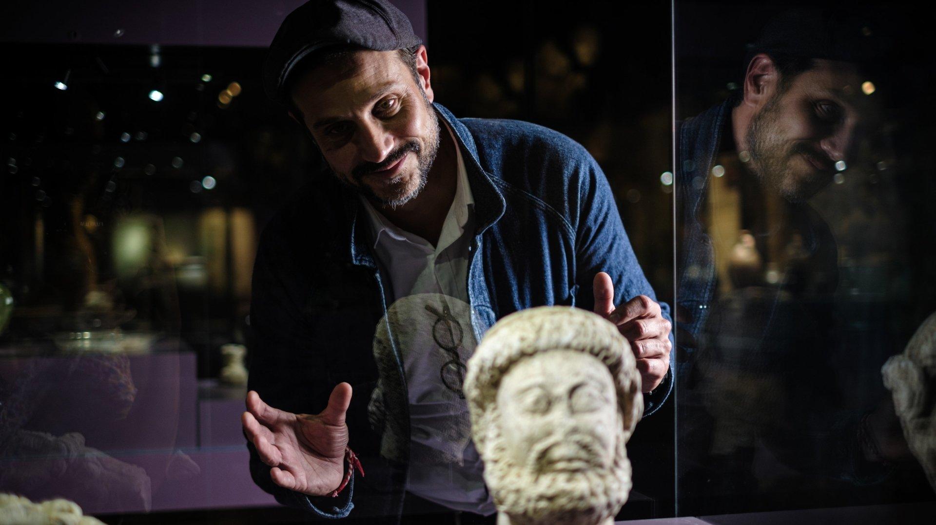 Nyon: il veut faire du Musée romain une institution vivante