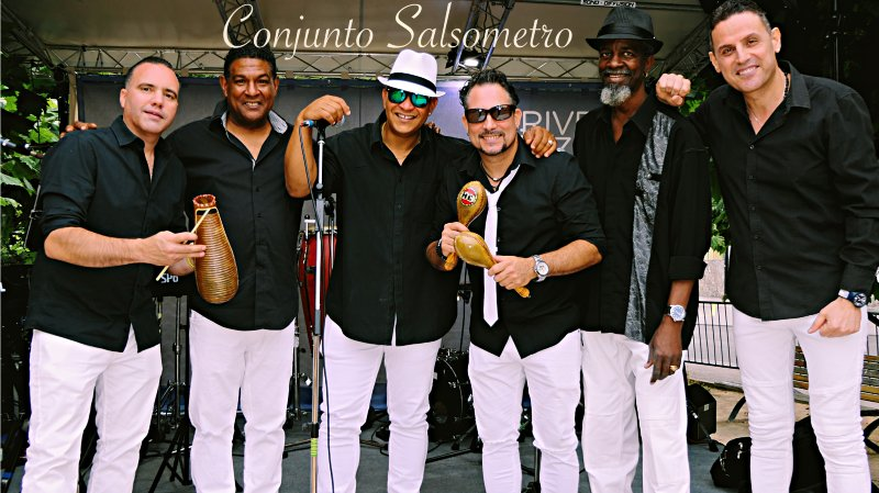 Afterwork avec Conjunto Salsometro