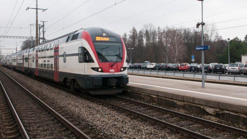 Arc lémanique: trains supprimés à cause d'un manque de mécaniciens