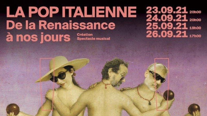 La Pop italienne de la Renaissance à nos jours