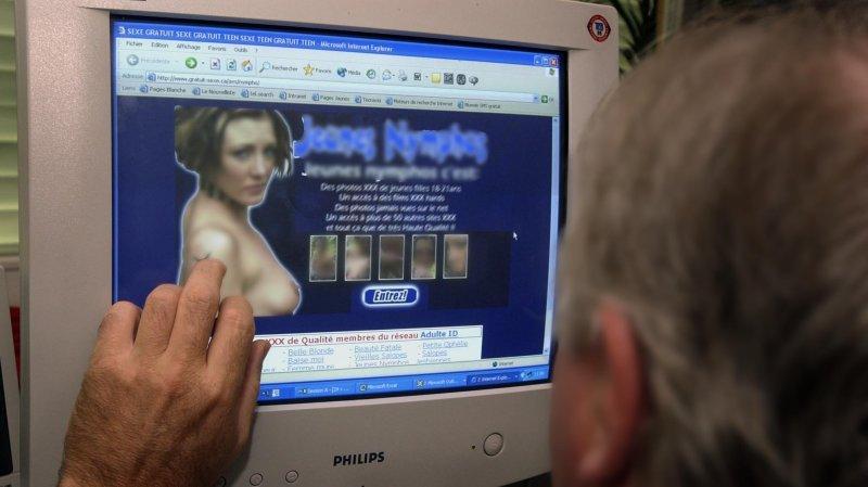 Entre 2011 et l'automne 2020, le condamné avait téléchargé plusieurs dizaines de milliers d'images à caractère pornographiques dont un bon nombre présentant des mineures.