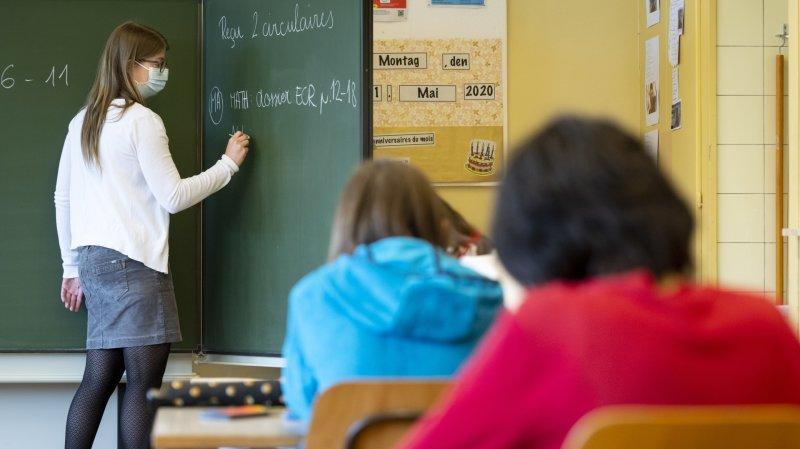 Les pédiatres vaudois exigent une école «sans contrainte» sanitaire