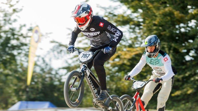BMX: verni, Arthur Claessens s'offre l'argent sur sa piste