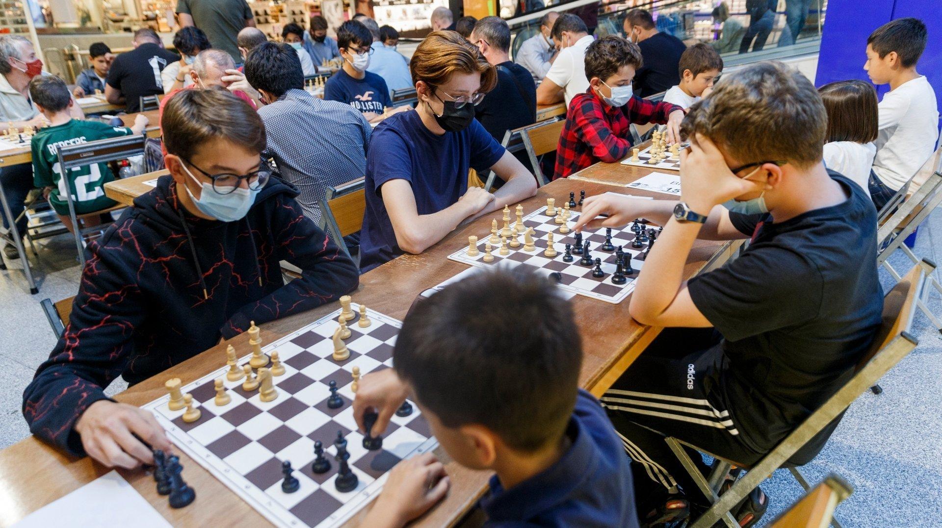 Signy: le tournoi d'échecs, ou la joie du retour au présentiel