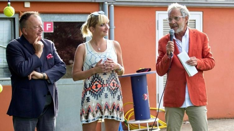 En fête, le Tennis Club de Nyon a fait d'une pierre trois coups… gagnants
