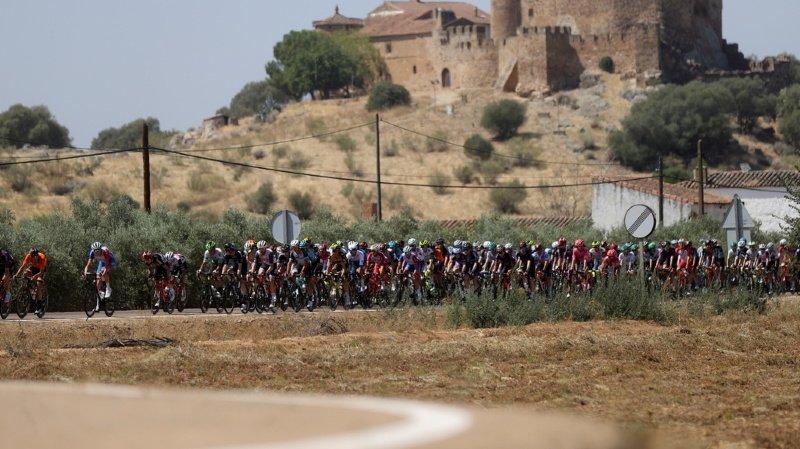 Cyclisme – Tour d'Espagne: Romain Bardet remporte la 14e étape