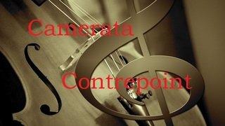 Camerata contrepoint / concert inaugural