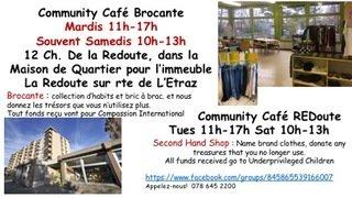 Brocante Community Café